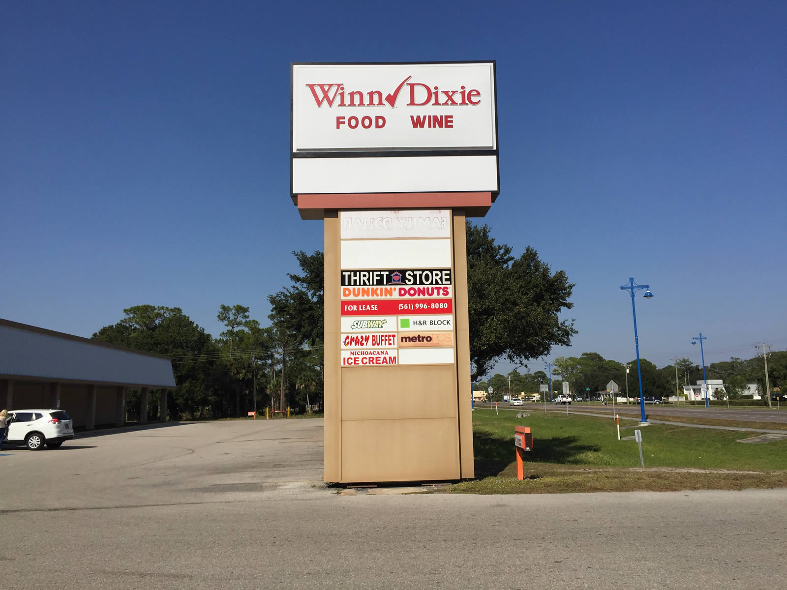 Immokalee Plaza Properties For Lease In Immokalee